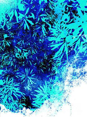 Wall Art - Digital Art - Nature 11018 by Ron Labryzz