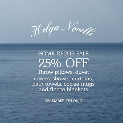Photograph - Nautical Offers by Helga Novelli