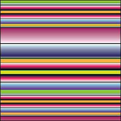Digital Art - Navajo Rug Pattern by Gary Grayson