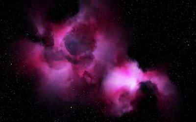 Photograph - Nebula by 2ndpic