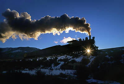 On The Move Photograph - Nevada Sunrise by Mike Danneman