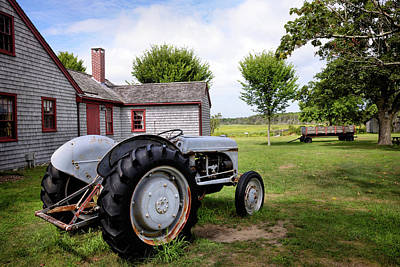 Photograph - New England Charm by Luke Moore