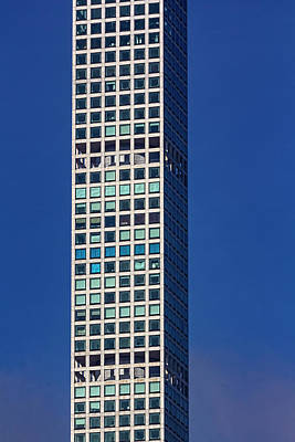 Photograph - New High Rise Nyc by Robert Ullmann