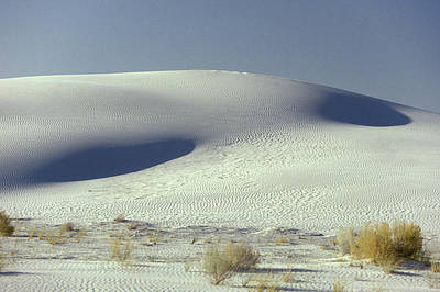 Photograph - New Mexico, White Sands National by Education Images/uig