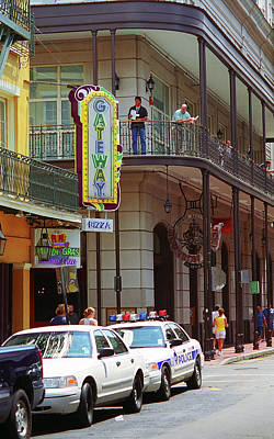 Photograph - New Orleans Streets 2004 #4 by Frank Romeo