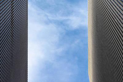 Wall Art - Photograph - New York Abstract 5 by Steven Richman