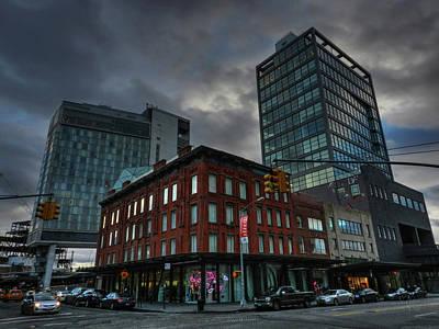 Photograph - New York City - Greenwich Village 007 by Lance Vaughn
