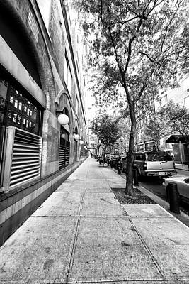 Photograph - New York City Street by John Rizzuto