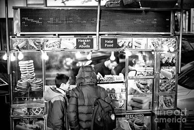 Photograph - New York City Treats by John Rizzuto