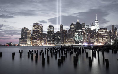 Photograph - New York City We Remember by Seascaping Photography