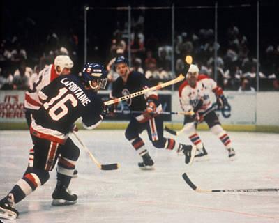 Photograph - New York Islanders V Washington Capitals by B Bennett