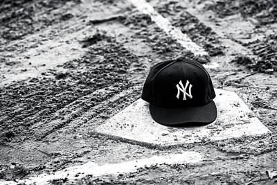 Photograph - New York Yankees Home by John Rizzuto