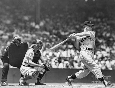 The Bronx Photograph - New York Yankees by The Stanley Weston Archive
