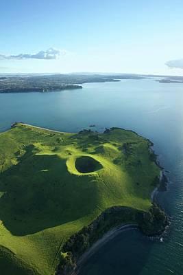 New Zealands Cities & Landmarks Art Print by Mark Meredith
