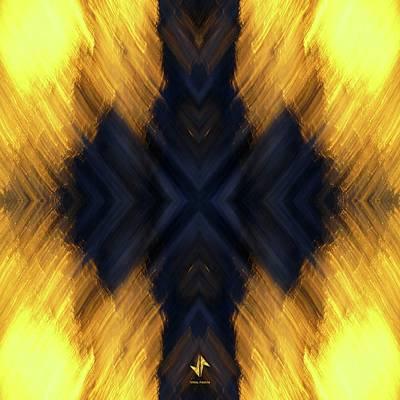 Photograph - Nexus Cross by Viral Padiya
