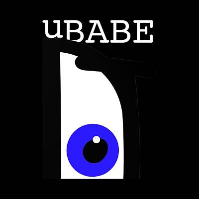 Digital Art - Night Of The Babe by Ubabe Style