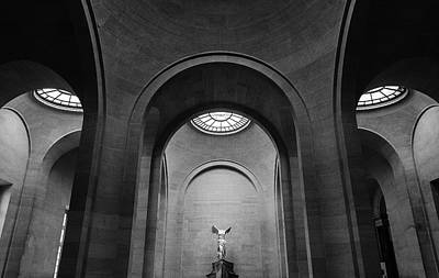 Photograph - Nike In France by Nathan Larson
