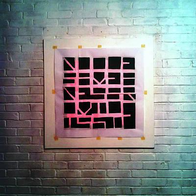 Nine - Wall Art Print