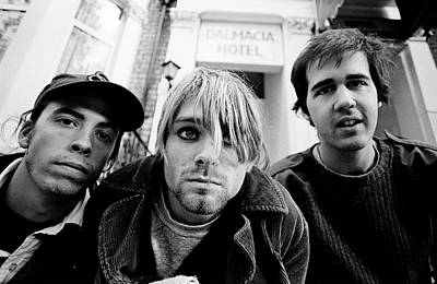 Photograph - Nirvana In Shepherds Bush by Martyn Goodacre