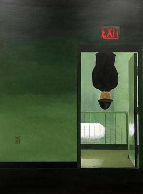 Painting - No Exit by Thomas Blood