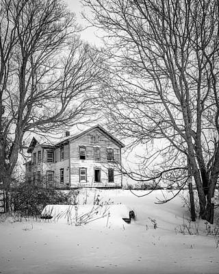 Photograph - No One Home by Kendall McKernon