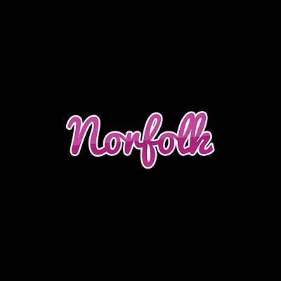 Kids Alphabet - Norfolk #Norfolk by Tinto Designs