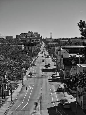 Photograph - North Avenue - Milwaukee - Wisconsin by Steven Ralser