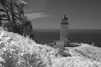 Photograph - North Head Lighthouse Ir by Ken Dietz