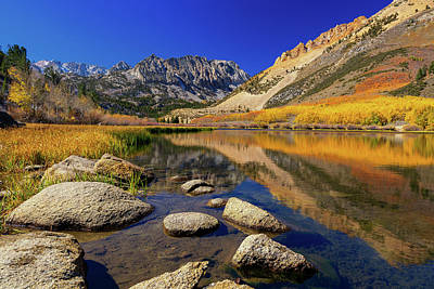 Photograph - North Lake by Tassanee Angiolillo