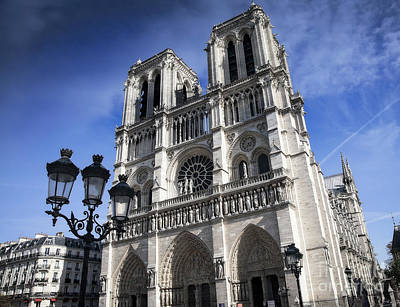 Photograph - Notre-dame De Paris by Scott Kemper
