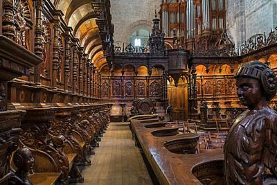 Photograph - Notre-dame De Saint-bertrand-de-comminges Cathedral by Arterra Picture Library
