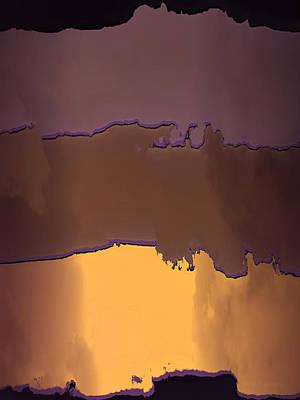 Painting - November 2 2 by John Emmett