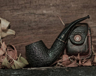 Photograph - November Smoke by Philip A Swiderski Jr