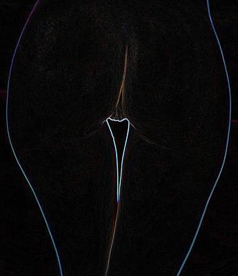 Photograph - Nude Art 1 by Jorg Becker