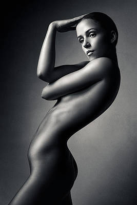 Royalty-Free and Rights-Managed Images - Nude woman fine art 1 by Johan Swanepoel