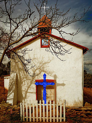Photograph - Nuestra Senora De Luz by Paul Wear