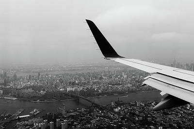 Photograph - Nyc From Up Above by Bruno Maric