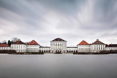 Photograph - Nymphenburg Castle by Carlos Malvar