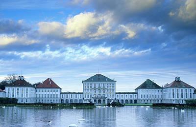 Photograph - Nymphenburg Palace, Munich, Bavaria by H. & D. Zielske / Look-foto