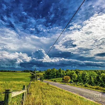 Photograph - Oak Ridges by Roger Monahan