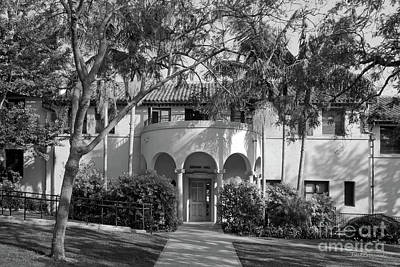 Photograph - Occidental College Erdman Hall by University Icons