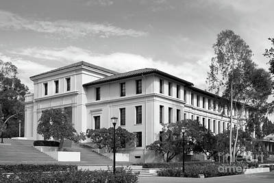 Photograph - Occidental College Fowler Hall by University Icons