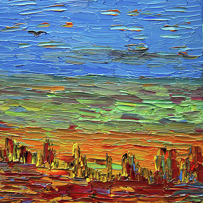 Painting - Ocean City Morning by Vadim Levin