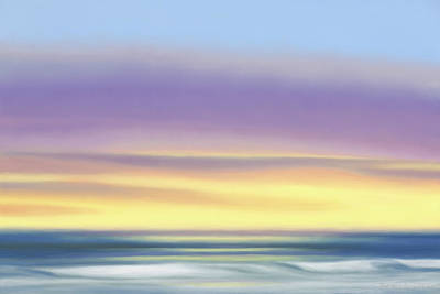 Painting - Ocean Dawn by Patrice Erickson