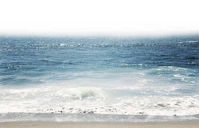 Photograph - Ocean Dreams- Art By Linda Woods by Linda Woods