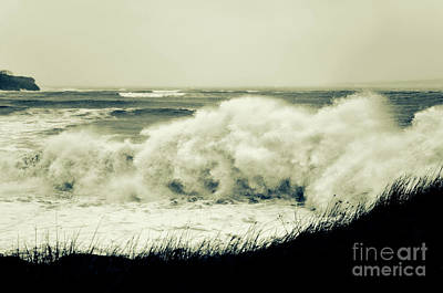 Photograph - Ocean Fury by Elaine Manley