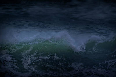 Art Print featuring the photograph Ocean Magic by Bill Posner