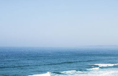 Photograph - Ocean View In Summer by Anne Leven