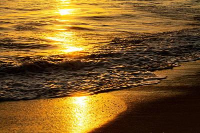 Photograph - Ocean View by Maria Reverberi