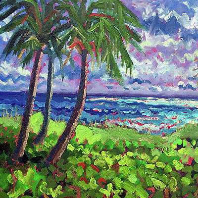Painting - Ocean View by Ralph Papa